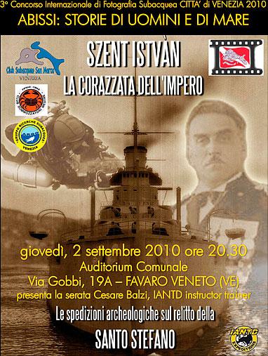 Szent Istvan - La corrazzata dell'impero