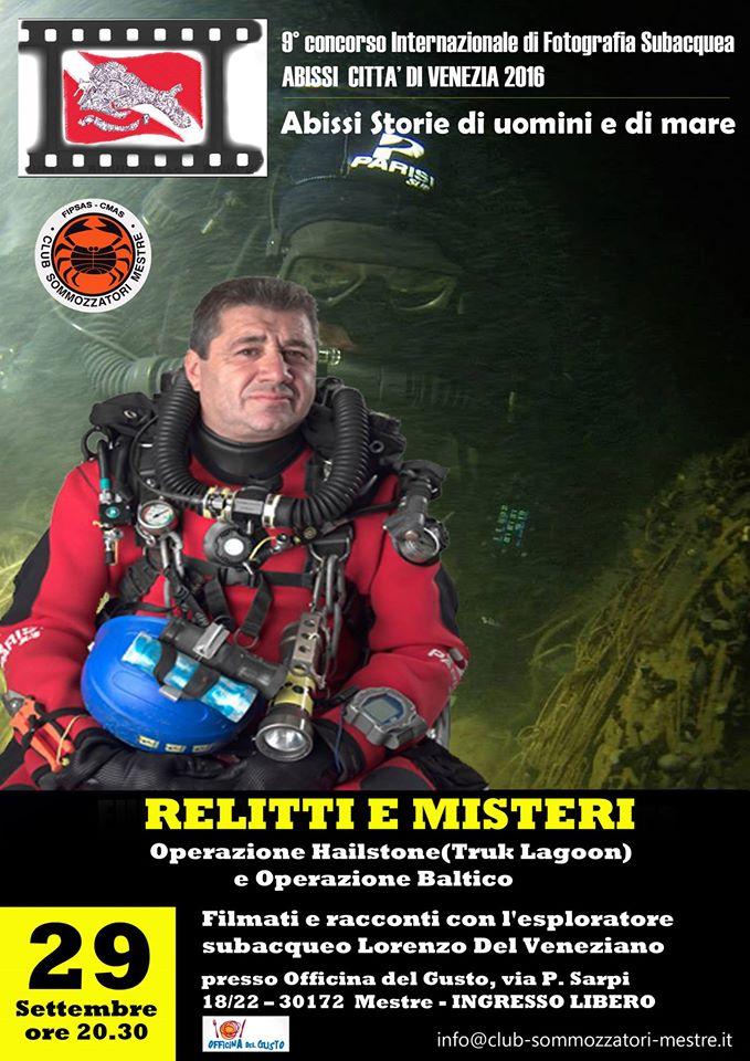 Relitti e Misteri - Lorenzo del Veneziano