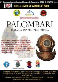 Palombari della Marina Militare Italiana
