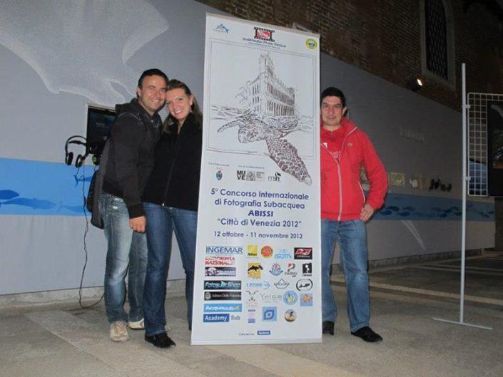 Cerimonia Premiazione 2012