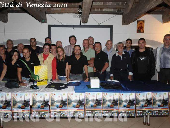 Cerimonia Premiazione 2010